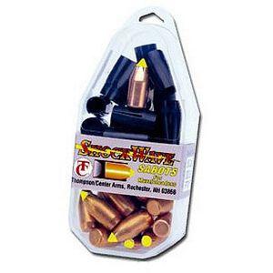 Thompson/Center .45 Caliber 200 Grain Shockwave Spire Point Polymer Tip Sabot Bullet 15 Pack