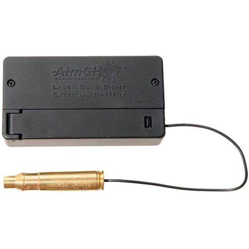 AimSHOT .223/5.56 Green Laser Bore Sight w/ External Battery Pack BSB223G