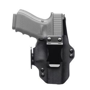 BlackPoint Dual Point SIG Sauer P238 AIWB Holster Belt Clip Right Hand Kydex Black