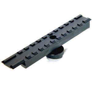 Weaver AR-15 Single Rail Carry Handle Mount System Matte Black