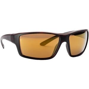 Magpul Summit Shooting Glasses Tortoise Frame Polarized Anti-Reflective Bronze/Gold Mirror Lenses