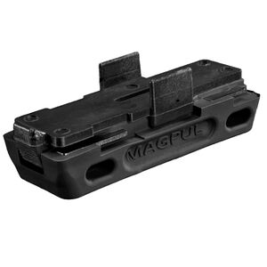 Magpul L Plate fits USGI 5.56x45 30 Round Magazines Only Santoprene Overmolded Stainless Steel Construction Black 3 Pack