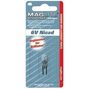 Mag-Lite Charger Replacement Halogen Lamp