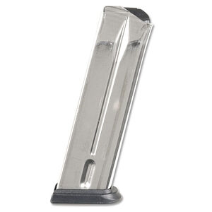 Springfield Armory XD Full Size Magazine .40 S&W 10 Rounds Stainless Steel XD0940