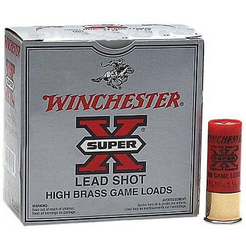 "Winchester Super X Game .410 Bore Ammunition 250 Rounds 3"" #8.5 Shot 3/4oz"