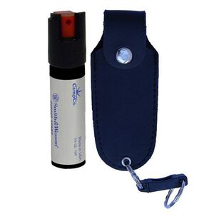 S&W Pepper Spray .75oz 15% with Leather Holster 1253