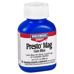 Birchwood Casey Presto Mag Gun Blue 3 Oz Bottle 13525