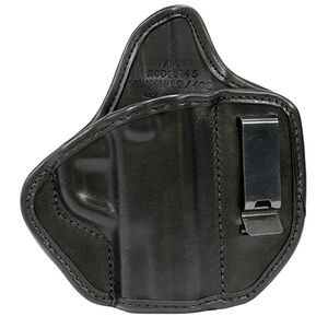 Bianchi 145 Allusion Subdue Smith & Wesson M&P Compact 9/40 IWB Right Hand Leather