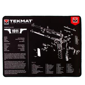"""TekMat Ultra Premium Gun Cleaning 1911 Armorer's Mat 15""""x20"""""""