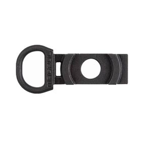 Magpul SGA Receiver Sling Mount Mossberg 500/590/590A1 12 Gauge Ambidextrous Steel Melonite Black MAG492-BLK