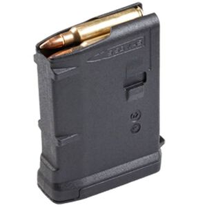 Magpul PMAG 10 AR-15 .223/5.56 Magazine Gen M3, 10 Rounds, Polymer, Black