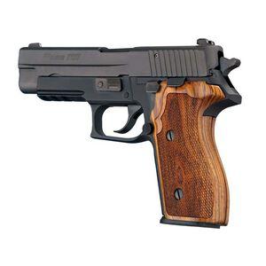 Hogue SIG P227 DA/SA Custom Grip Coco Bolo Checkered 47860