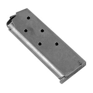 SIG Sauer P238 6 Round Flush Fit Magazine .380 ACP Stainless Steel Natural Finish