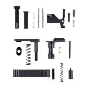 San Tan Tactical AR-15 Lower Parts Kit Without Pistol Grip/Trigger Group Black