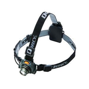 Dorcy Motion Activated Headlight 120 Lumen LED AAA Push Button BlackDorcy Motion Activated Headlight 120 Lumen LED AAA Push Button Black