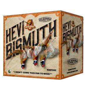 """Hevi-Shot Hevi Bismuth Upland Ammunition 12 Gauge 25 Rounds 2-3/4"""" #5 1-1/4 oz Hevi-Bismuth Shot 1400 fps"""