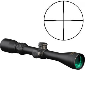 "Konus KonusPro 3-9x40mm Riflescope Engraved 30/30 Reticle 1"" Tube 1/4 MOA Matte Finish 7264"