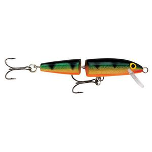 """Rapala Jointed Jerk Bait Lure Size 07 2-3/4"""" Length 4'-6' Depth Perch"""