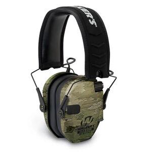 Walkers Razor Digital Electronic Over Ear Hearing Protection A TACS IX Camo