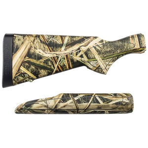 Remington Shotgun Stock and Forearm 870 12 Gauge Synthetic Mossy Oak Shadow Grass Blades Camo