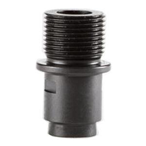 Dead Air Armament Rimfire/Mask-HD Suppressor Thread Adapter for GSG 1911 1/2x28 Right Hand Matte Black