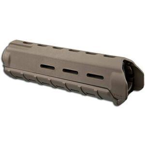 Magpul AR-15 MOE Mid Length Drop In Handguard Polymer Flat Dark Earth MAG418-FDE