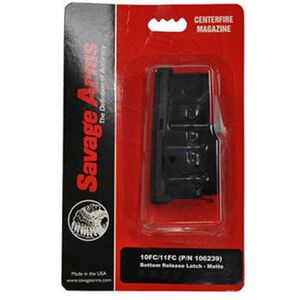 Savage Model 10/11/12 4 Round Magazine 7.62x39