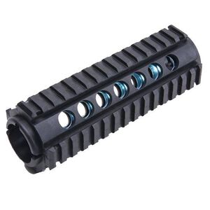 ProMag AR-15 Carbine Drop In Quad Rail Hand Guard Polymer Black PM242