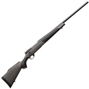 """Weatherby Vanguard Series 2 Synthetic Bolt Action Rifle .22-250 Remington 24"""" Blued Barrel 5 Rounds Grey Monte Carlo Synthetic Stock VGT222RR4O"""