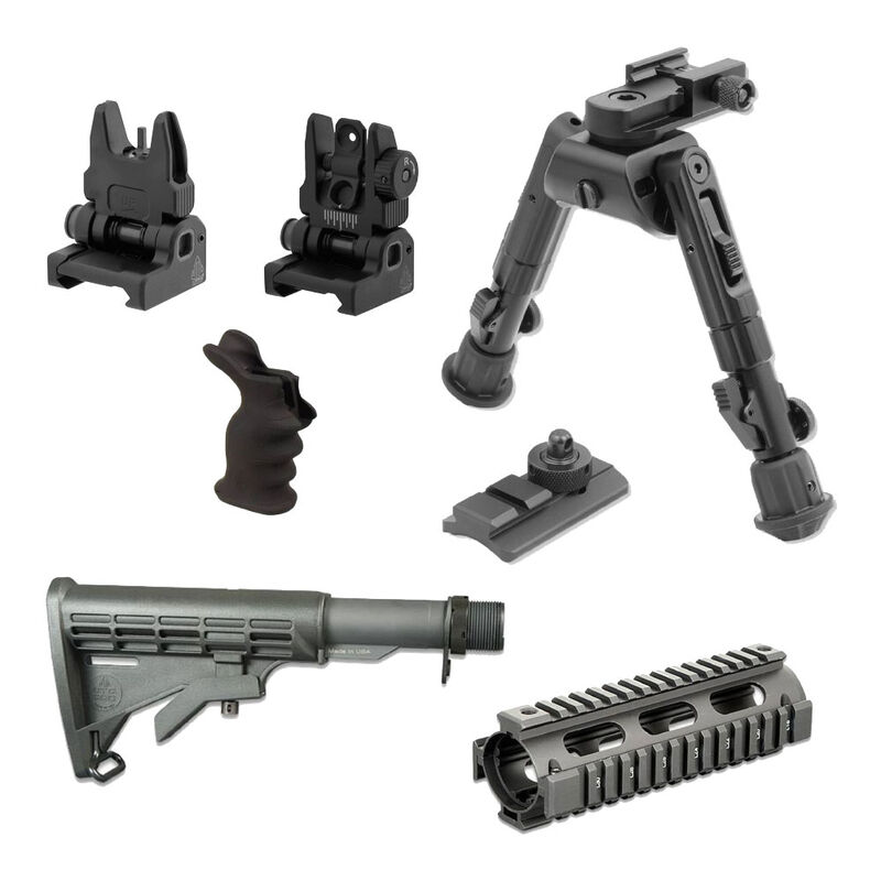 Black Friday Exclusive! Leapers UTG AR Upgrade Parts Package