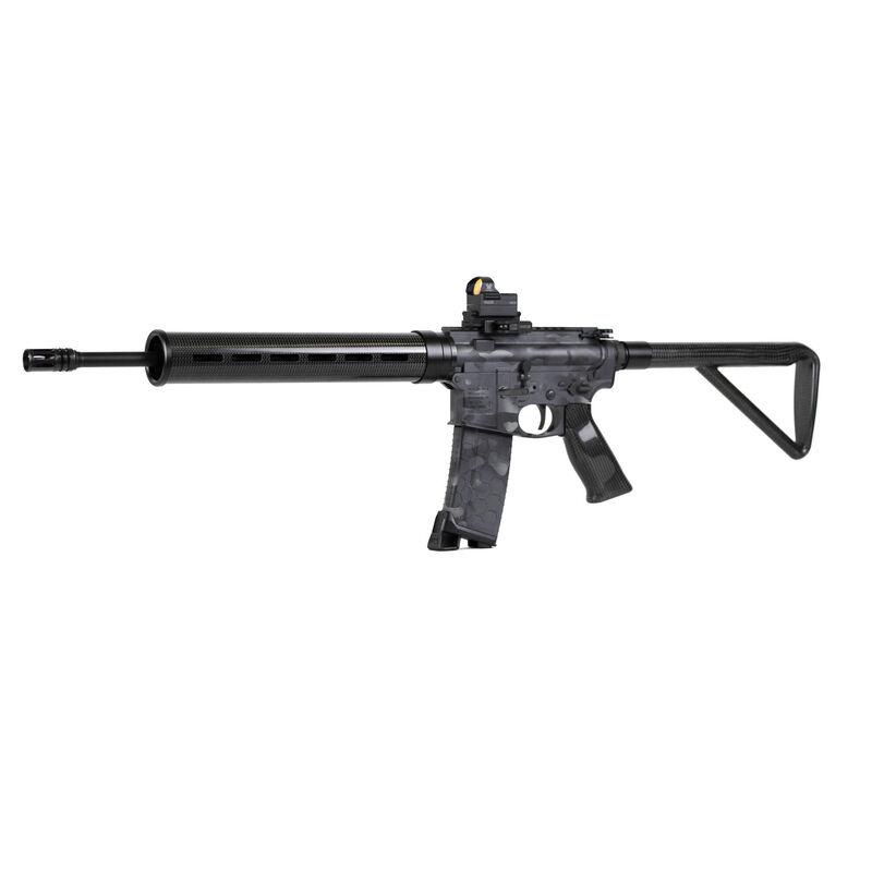 "Brigand Arms CARBON BLACK 12"" EDGE LR-308 Hi-Profile"