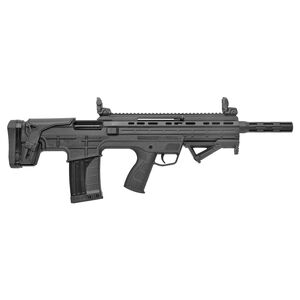 "Garaysar FEAR-105 12 Gauge Semi Automatic Bullpup Shotgun 19.7"" Barrel 3"" Chamber 5 Rounds Fixed Synthetic Stock Matte Black Finish"