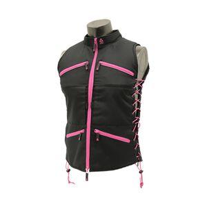 UTG TRUE HUNTRESS® Female Sporting Vest, Black/Pink