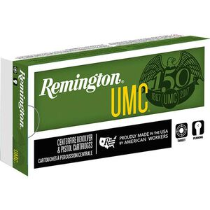 Remington UMC 9mm Luger Ammunition 100 Rounds 115 Grain FMJ 1145fps