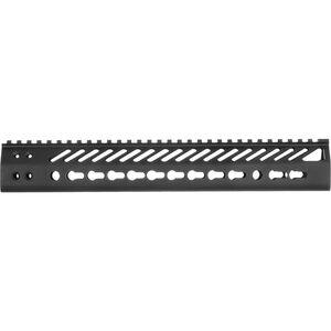 "Seekins Precision SP3R V3 AR-15 Free Float Handguard 12"" Keymod Aluminum Black 10530023"