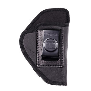 Tagua Gunleather The Weightless IWB Holster For Most J-Frame Revolvers Right Hand Draw Leather Black