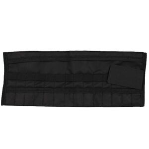 "US PeaceKeeper Small Punch Roll 15.5""x5.75"" Nylon Black P21111"