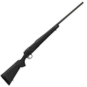 "Remington Model 700 SPS Bolt Action Rifle 7mm RemMag 26"" Barrel 3 Rounds Black Synthetic Stock Blued Finish 27385"