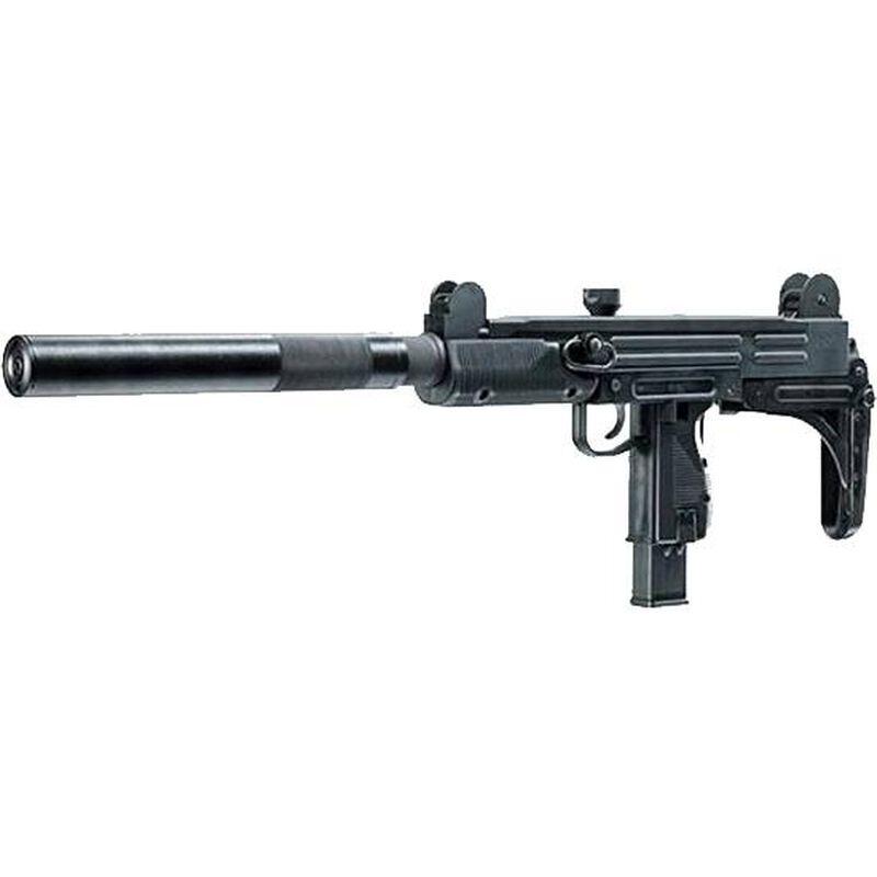 Umarex USA Walther UZI Semi Automatic Rifle  22 Caliber Black 5790300