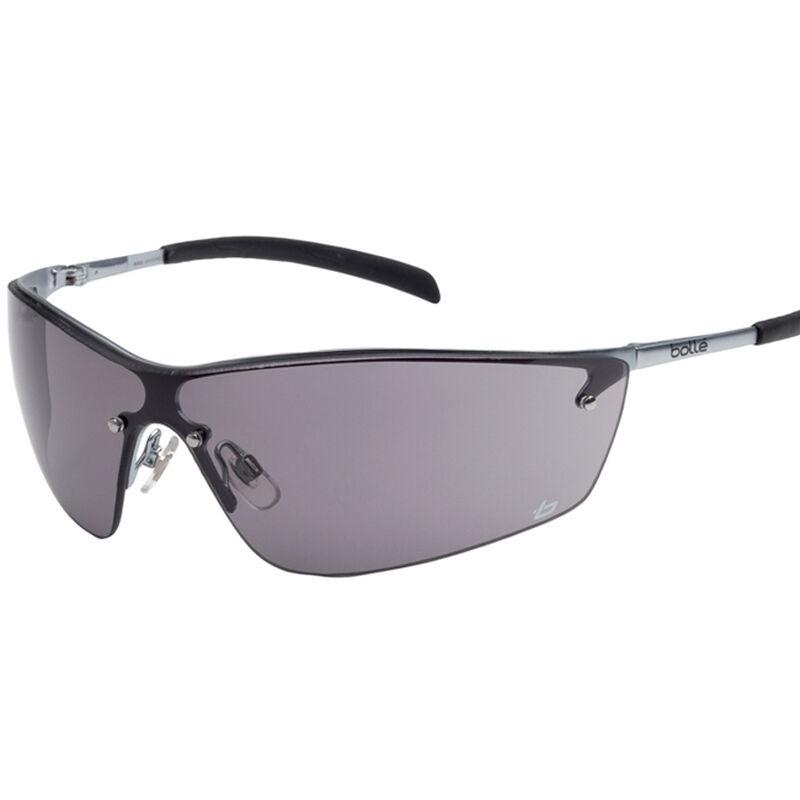 Bollé SILIUM Safety Glasses Smoked Lens Metal Frame 40074