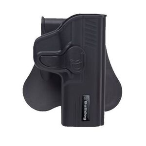 Bulldog Cases Rapid Release PT-111 Paddle Holster Right Hand Polymer Black