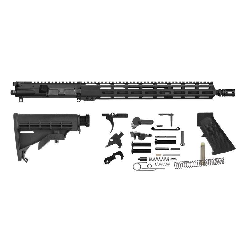 Del-Ton 16'' 1x7 Twist, Mid-Length, Light Weight, Rifle Kit
