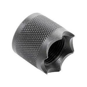 CMMG Barrel Thread Protector 5/8-24 TPI Stainless Black 30DA526