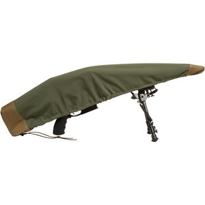 "Sentry Armadillo AR-15 Cover Water Resistant Synthetic Materials 36""x7.5"" Moss Green/Tan"