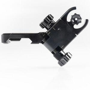 Ultradyne C4 Offset Folding Rear Sight UDBlack