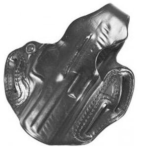DeSantis Gunhide Thumb Break Scabbard fits GLOCK 48 Belt Slide Holster Right Hand Leather Black