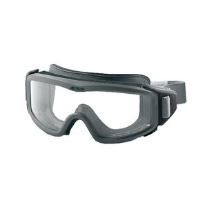 ESS Flight Pro Goggles Gray with Clear Lense
