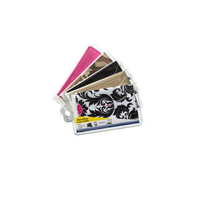 ZEISS Microfiber Lens Cloth, Assorted Colors