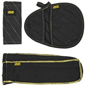 Mechanix Wear Suppressor Safety 3 Piece Kit Heat Resistant Nylon Black