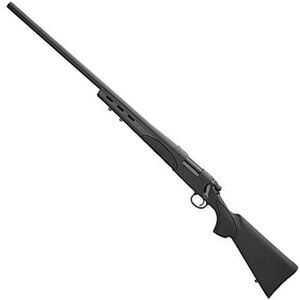 "Remington Model 700 SPS Varmint Left Hand Bolt Action Rifle .243 Win 26"" Barrel 4 Rounds Synthetic Stock Matte Blued Finish 84228"